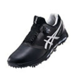 アシックス asics 25.0cm メンズ ゴルフシューズ GEL-ACE PRO X Boa(ブラック×シルバー) TGN922