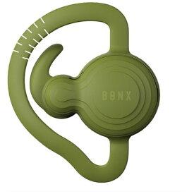 BONX BX2-MGN4 ヘッドセット エクストリームコミュニケーションギア グリーン [片耳 /イヤフックタイプ][BX2MGN4]
