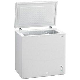 三ツ星貿易 Mitsuboshi Boeki 《基本設置料金セット》MA-6171A 冷凍庫 Excellence(エクセレンス) ホワイト [1ドア /上開き /171L][MA6171A]