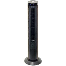 ヤマゼン YAMAZEN YSRSD1002-B DCモーター搭載スリムファン 角度調整機能付 扇風機 [DCモーター搭載 /リモコン付き][YSRSD1002]