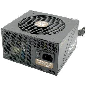 OWLTECH オウルテック 550W PC電源 Seasonic FOCUS GOLDシリーズ セミモジュール電源 SSR-550FM [ATX /Gold]