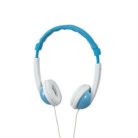 ELPA エルパ ヘッドホン RD-KH100-BL ブルー [φ3.5mm ミニプラグ][RDKH100BL]