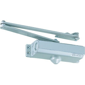 日本ドアーチェック製造 NIPPON DOOR CHECK ニュースター ドアクローザー P−184 シルバーN−01 P184-N01