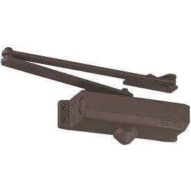 日本ドアーチェック製造 NIPPON DOOR CHECK ニュースター ドアクローザー P−181 バーントアンバーN−52 P181-N52