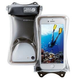 エレコム ELECOM スマートフォン用[幅 67mm/4.7インチ]防水ケース 水没防止タイプ P-WPSF01BK P-WPSF01BK