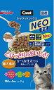 日清ペットフード Nisshin Pet Food キャラットミックス ネオ かつお仕立ての味わいブレンド 1kg
