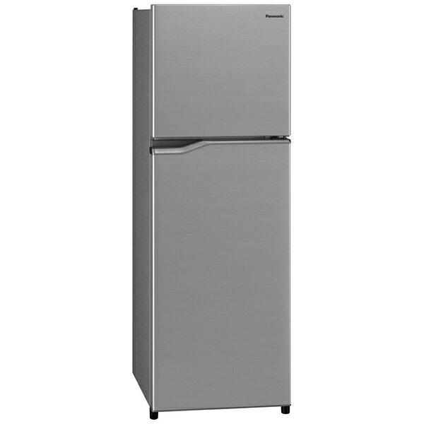 パナソニック Panasonic 【5%OFFクーポン配布中! 2/20 23:59まで】NR-B250T-SS 冷蔵庫 シャイニーシルバー [2ドア /右開きタイプ /248L][NRB250T_SS]
