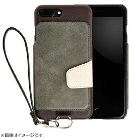トーモ toomo RAKUNI(ラクニ) LeatherCase foriPhone7Plus/8Plus RAK-Ca7p-01-ama アマゾン