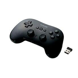 エレコム ELECOM JC-U3912TBK ゲームパッド ブラック [USB /Windows /12ボタン][JCU3912TBK]