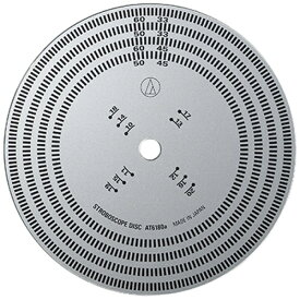 オーディオテクニカ audio-technica ストロボスコープ AT6180a