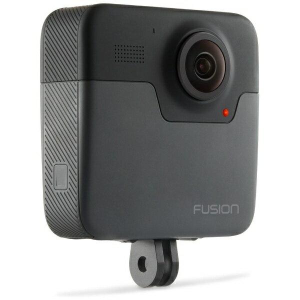 【送料無料】 GOPRO マイクロSD対応 5.2K対応 360°アクションカメラ GoPro(ゴープロ) Fusion CHDHZ-103-FW