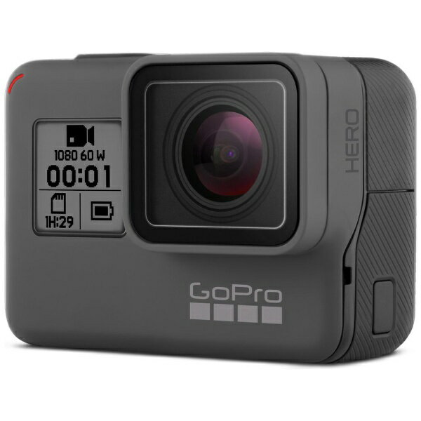 【送料無料】 GOPRO マイクロSD対応 フルハイビジョンムービー ウェアラブルカメラ GoPro(ゴープロ) HERO CHDHB-501-RW