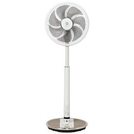 トヨトミ TOYOTOMI FS-DST30IHR/WM リビング扇風機 TOYOTOMI ナチュラルウッド [DCモーター搭載 /リモコン付き][FSDST30IHRWM]