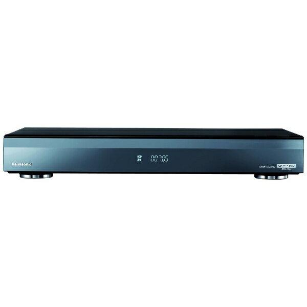 パナソニック Panasonic DMR-UX7050 ブルーレイレコーダー おうちクラウドディーガ(DIGA)全自動モデル [7TB /3番組同時録画][DMRUX7050]【ブルーレイレコーダー】