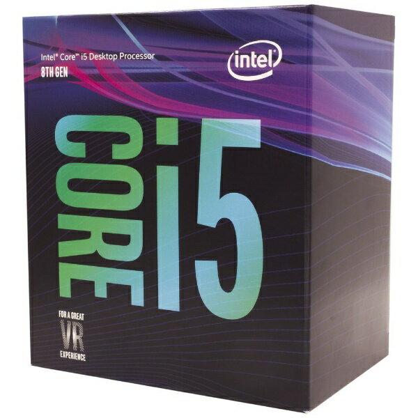 【送料無料】 インテル 【2000円OFFクーポン 7/20 00:00〜7/21 01:59】Intel Core i5-8500 BX80684I58500