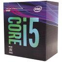 【送料無料】 インテル 【5%OFFクーポン配布中! 10/09 23:59まで】Intel Core i5-8500 BX80684I58500