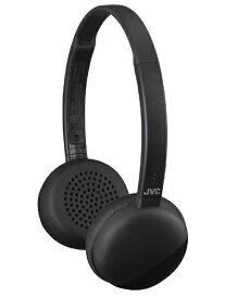 JVC ジェイブイシー ブルートゥースヘッドホン HA-S28BT-B チャコールブラック [リモコン・マイク対応 /USB][ワイヤレス ヘッドホン HAS28BTB]