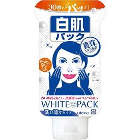 ウテナ utena 白肌 すっきりパック (140g) 〔パック〕