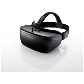 マウスコンピュータ MouseComputer 「Steam VR」対応 ヘッドマウントディスプレイ GTCVRBK1[GTCVRBK1]