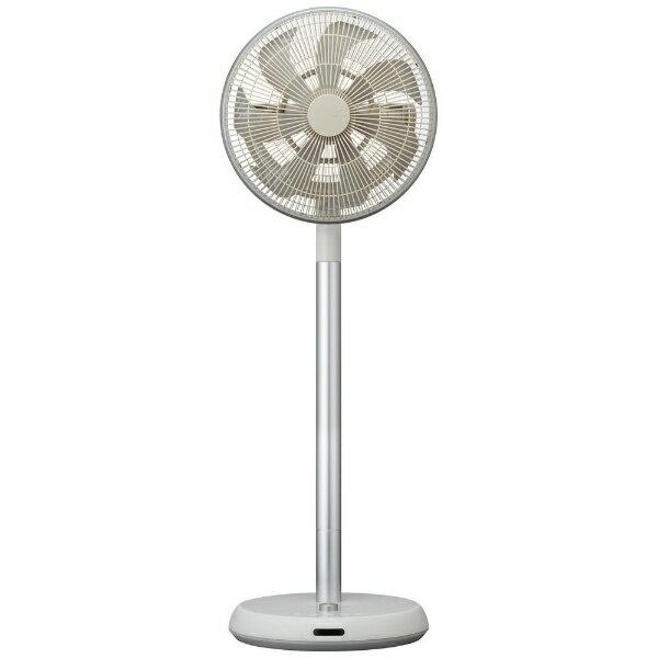 ドウシシャ DOSHISHA TLKF-1302D-WH リビング扇風機 Kamomefan(カモメファン) ホワイト [DCモーター搭載 /リモコン付き][TLKF1302D]