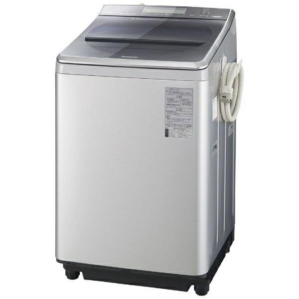 パナソニック Panasonic 【8%OFFクーポン配布中! 03/20 23:59まで】NA-FA120V1-S 全自動洗濯機 FAシリーズ シルバー [洗濯12.0kg /乾燥機能無 /上開き][NAFA120V1_S]【洗濯機】