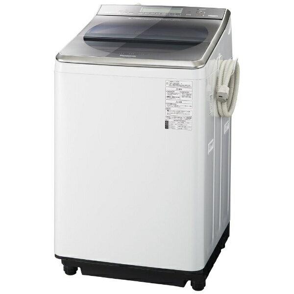 パナソニック Panasonic 【8%OFFクーポン配布中! 03/20 23:59まで】NA-FA120V1-W 全自動洗濯機 FAシリーズ ホワイト [洗濯12.0kg /乾燥機能無 /上開き][NAFA120V1_W]【洗濯機】