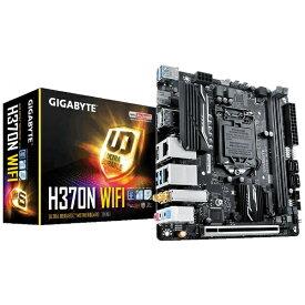 GIGABYTE ギガバイト マザーボード H370N WIFI [MiniITX]