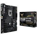 ASUS エイスース ゲーミングマザーボード Intel H370チップセット搭載 LGA1151対応 TUF H370-PRO GAMING (WI-FI) [ATX][TUFH370PROGAMI