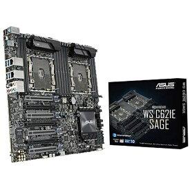 ASUS エイスース マザーボード  Xeonスケーラブルプロセッサ対応 C621チップセット搭載 EEB WS C621E SAGE