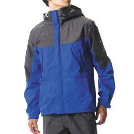 ミズノ mizuno メンズ レインウェア ベルグテックEXストームセイバーVI レインスーツ(XLサイズ/ブルー) A2MG8A0125
