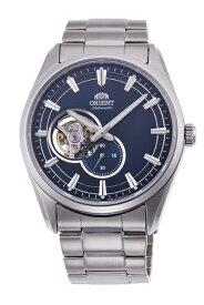 オリエント時計 ORIENT オリエント(Orient)コンテンポラリー 「セミスケルトン小秒」 RN-AR0002L