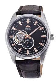 オリエント時計 ORIENT オリエント(Orient)コンテンポラリー 「セミスケルトン小秒」 RN-AR0004Y