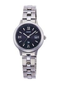 オリエント時計 ORIENT オリエント(Orient)iO「NATURAL&PLAIN」LIGHT CHARGE RN-WG0008B