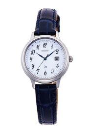 オリエント時計 ORIENT オリエント(Orient)iO「NATURAL&PLAIN」LIGHT CHARGE RN-WG0009S