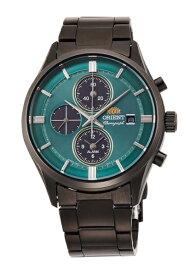 オリエント時計 ORIENT オリエント(Orient)コンテンポラリー「クロノグラフ」LIGHT CHARGE RN-TY0001E