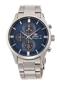 オリエント時計 ORIENT オリエント(Orient)コンテンポラリー「クロノグラフ」LIGHT CHARGE RN-TY0003L
