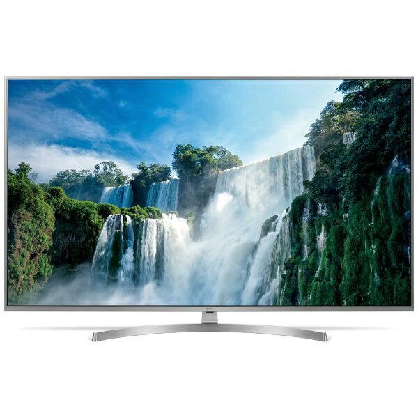 【送料無料】 LG 55V型 地上・BS・110度CSチューナー内蔵 4K対応液晶テレビ 55UK7500PJA (別売USB HDD録画対応) 55UK7500PJA [55V型 /4K対応]