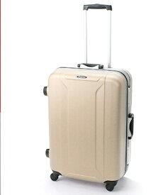 ORBITER(エース) スーツケース 68L ORBITER(オービター)3 ゴールド ACE-4411GD [TSAロック搭載]
