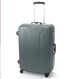 ORBITER(エース) スーツケース 82L ORBITER(オービター)3 ガンメタリック ACE-4412GM [TSAロック搭載]