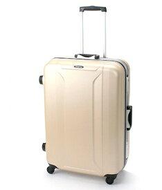 ORBITER(エース) スーツケース 82L ORBITER(オービター)3 ゴールド ACE-4412GD [TSAロック搭載]