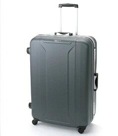 ORBITER(エース) スーツケース 95L ORBITER(オービター)3 ガンメタリック ACE-4413GM [TSAロック搭載]