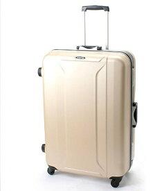 ORBITER(エース) スーツケース 95L ORBITER(オービター)3 ゴールド ACE-4413GD [TSAロック搭載]