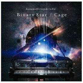 ソニーミュージックマーケティング SawanoHiroyuki[nZk]/Binary Star/Cage 通常盤【CD】