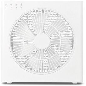 トップランド TOPLAND SF-DFC20-WT 卓上型扇風機 どこでもFAN(どこでもファン) ホワイト [DCモーター搭載][SFDFC20WT]