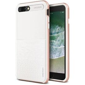 サンクチュアリ Sanctuary VRS DESIGN ハイプロシールドforiPhone8Plus/7Plus/ホワイト&ローズゴールド