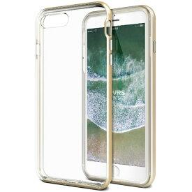 サンクチュアリ Sanctuary VRS DESIGN クリスタルバンパーforiPhone8Plus/7Plus/ゴールド