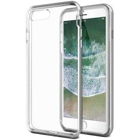 サンクチュアリ Sanctuary VRS DESIGN クリスタルバンパーforiPhone8Plus/7Plus/シルバー