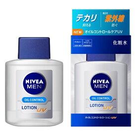 花王 Kao NIVEA MEN(ニベアメン)オイルコントロール ローションUV 100ml【wtcool】