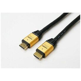 ホーリック HORIC HDM70-130GD HDMIケーブル ゴールド [7m /HDMI⇔HDMI /スタンダードタイプ /イーサネット対応]