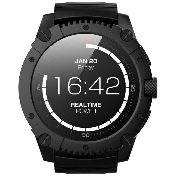 【送料無料】 MATRIXINDUSTRIES ウェアラブル端末(ウォッチタイプ) 「Matrix Power Watch X」 PW05JP